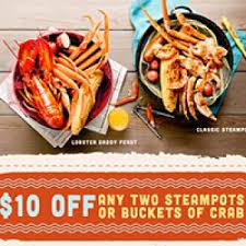 joes crab shack joe s crab shack 10 two steots or crab buckets free 4