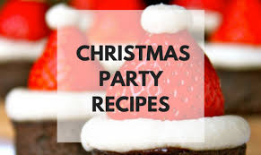 25 christmas party food ideas reasons to skip the housework