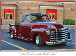 1952 Ford Truck Vintage Air - candy apple red 1952 chevy pickup truck of my dreams pinterest