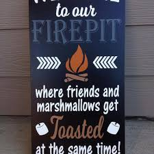 Firepit Signs Keep The Change Wood Laundry Sign With From Upcycledrelic On Etsy