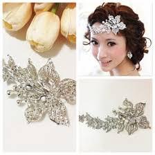 discount bridal hair flower ornament 2017 bridal hair flower