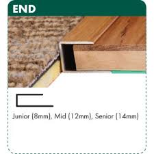 Laminate Floor Trims Premium Prestige Senior End Get Floors