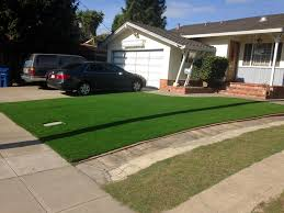 Ideas Landscaping Front Yard - fake turf storrie california landscape rock front yard landscape