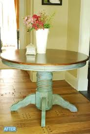 Round Kitchen Tables Best 10 Dining Table Redo Ideas On Pinterest Dining Table