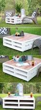 Pallet Wood Table Made By My Wonderful Husband Metal Carlisle by Best 25 Outdoor Pallet Ideas On Pinterest Pallet Couch Outdoor