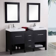 Shallow Bathroom Cabinet Bathroom Completing Your Beautiful With Bathroom Vanity Ideas