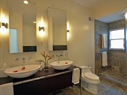 bathroom lighting ideas ceiling double handle fucet on side