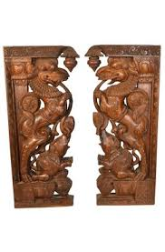 buy wooden sculptures carvings india sculptures exoticindia