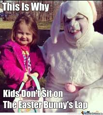 Funny Easter Memes - a very happy easter bunny by bongkeie meme center