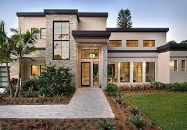 Modern Florida House Plans | plan 31836dn modern masterpiece pantry butler and lofts