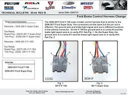 electric brake wiring harness wiring trailer brake controller