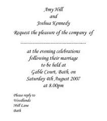 Invitation Wordings For Marriage Come For The Love Stay For The Party