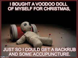 Massage Therapist Meme - voodoo doll memes imgflip