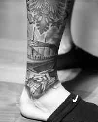 watford star valon behrami u0027s tattoo of kosovo upbringing daily