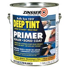 shop zinsser bulls eye 1 2 3 deep tint interior exterior latex