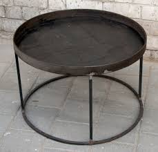 Metal Tray Coffee Table Metal Tray Coffee Table Best Gallery Of Tables Furniture