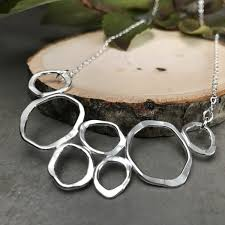 sterling silver handmade necklace images Sterling silver handmade necklace by lizardi jewelry jpg