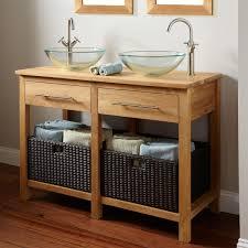 Bathroom Sink Console by 48