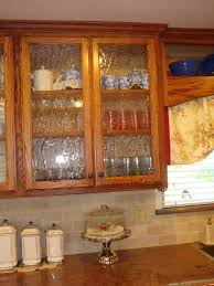 Kitchen Cabinet Doors With Frosted Glass by Decorative Glass For Kitchen Cabinet Doors Tags Beautiful Glass