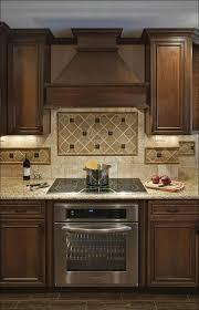 Fake Exposed Brick Wall Brick Kitchen Backsplash Calacatta Gold Subway Tile Backsplash