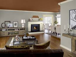 Home Interior Colour Combination Amazing Open Space Brown Grey Color Combination Home Interior