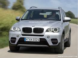 Bmw X5 Redesign - rendered 2011 bmw x5 facelift