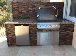 Bull Outdoor Kitchen Pool And Patio Design Inc Outdoor Kitchen Gallery Pompano Beach Fl