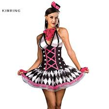 halloween costume womens popular clown halloween costumes women buy cheap clown halloween