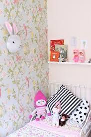 tapisserie chambre d enfant la maison d g chambres d enfants sur nib pink wallpaper with
