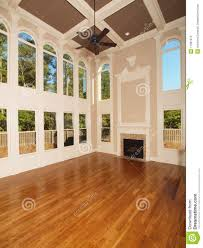 model luxury home interior living room windows stock photo image home interior