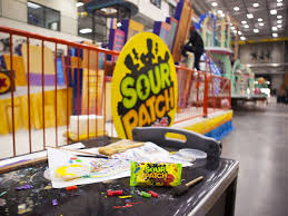 the sour patch macy s thanksgiving day parade float will