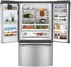 French Door Refrigerator Without Water Dispenser - fridge freezer with water dispenser review elegantrefrigerators com