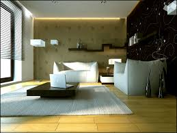 impressive design of living room using anti mainstream layout