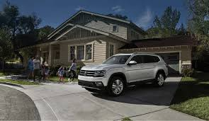 atlas volkswagen 2018 the all new volkswagen atlas in el paso tx