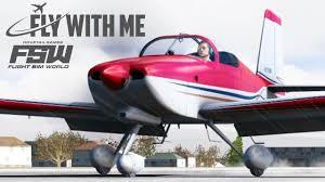flight sim world first look youtube