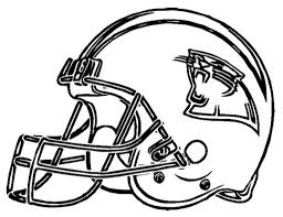 carolina panthers coloring pages regarding aspiration cool