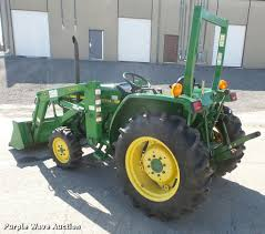 1995 john deere 870 mfwd tractor item da8058 sold may 3