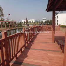 ringhiera in legno per giardino da giardino in legno ringhiera aspetto naturale esterno ringhiera