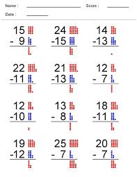 7 preschool counting kindergarten maths worksheets pre printable