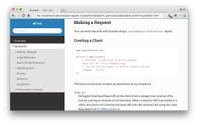 html themes sphinx using sphinx for php project documentation sitepoint