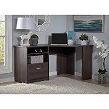 Hemnes Desk With Add On Unit Amazon Com Grey Home Office Desks Home Office Furniture Home