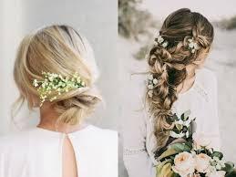 coiffure mariage cheveux mariage 40 coiffures pour cheveux longs repérées sur instagram