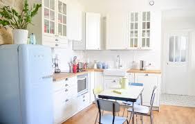 montage de cuisine cuisine ikea metod bodbyn montage smeg bleu ciel placard d angle
