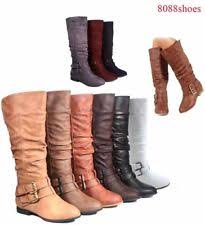 womens boots size 11 wide winter boots knee high boots for ebay
