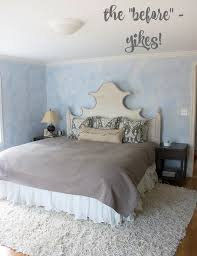 Makeover My Bedroom - one room challenge master bedroom reveal driven by decor
