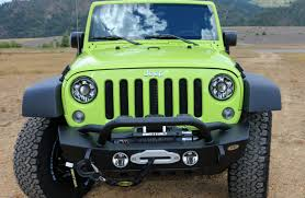 hyper green jeep jeep gecko edition dave smith custom
