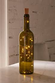 Strings Urban Kitchen Bottle Battery Powered String Lights Urban Outfitters