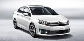 new citroen citroen c4 sedan unveiled in china
