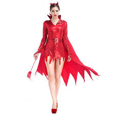 Red Witch Halloween Costume Quality Red Witch Costume Buy Cheap Red Witch Costume Lots