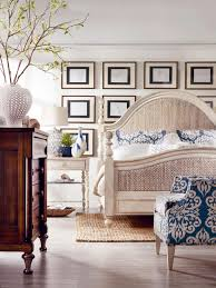 furniture rattan beds painting wicker bedroom furniture